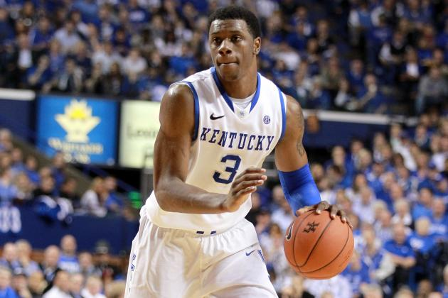 Detroit Pistons Draft Targets: Terrence Jones, Kentucky