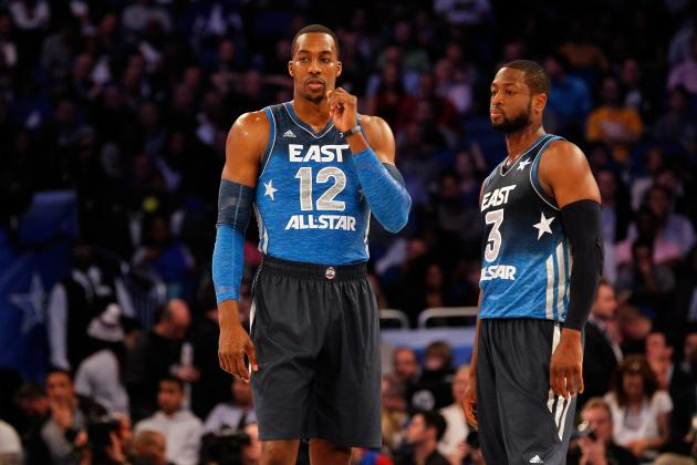 Dwight Howard Picks New 'Team'