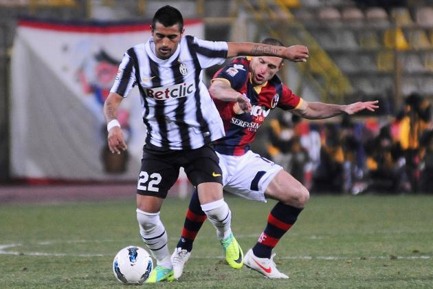 Juventus: Conte, Bonucci Sent off in 1-1 Draw