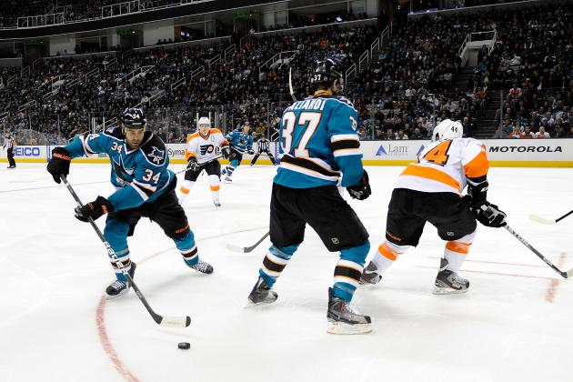 San Jose Sharks: How Are TJ Galiardi and Daniel Winnik Fitting in with the Team?