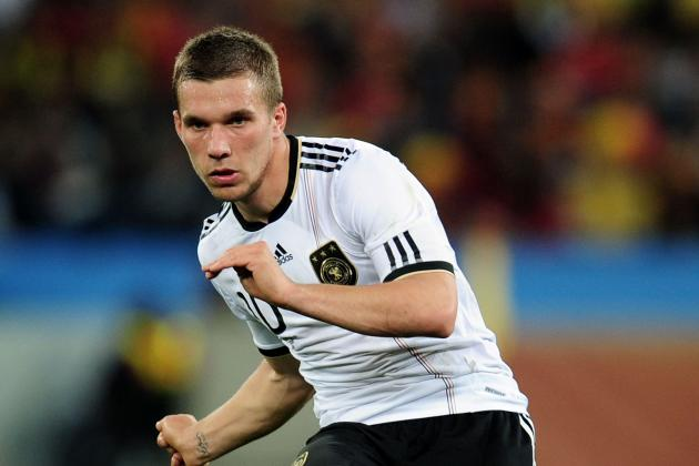 Arsenal FC: Lukas Podolski Reportedly Agrees €13 Million Switch