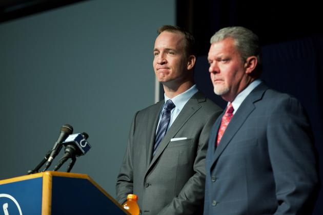 Peyton Manning Press Conference: Video Highlights, Twitter Reaction and Review
