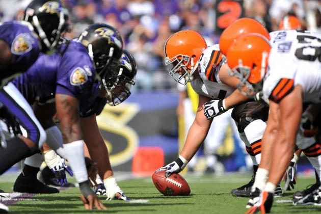 2012 NFL Draft: The Cleveland Browns' Draft Recipe for AFC North Success