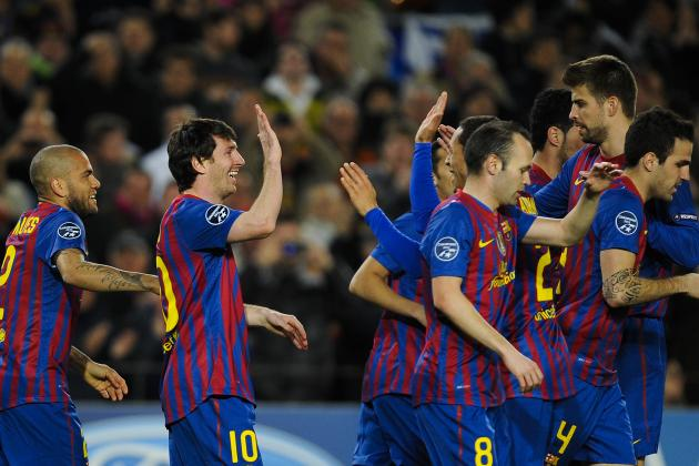 Barcelona Humiliate Bayer Leverkusen in Champions League