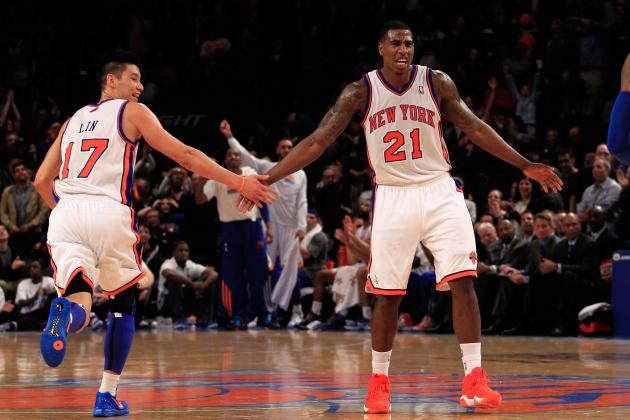 New York Knicks: Why Iman Shumpert Should Be in the Starting Lineup