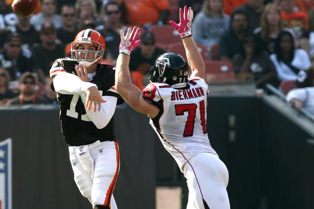 Kroy Biermann Coming Back to the Falcons. John Abraham to Walk?