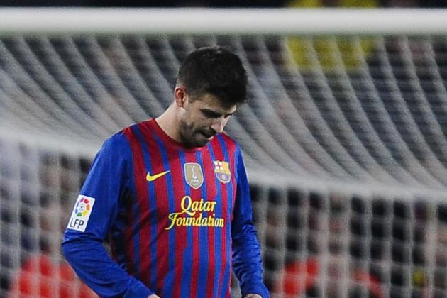 FC Barcelona: Is Gerard Pique's Red Card Justified?