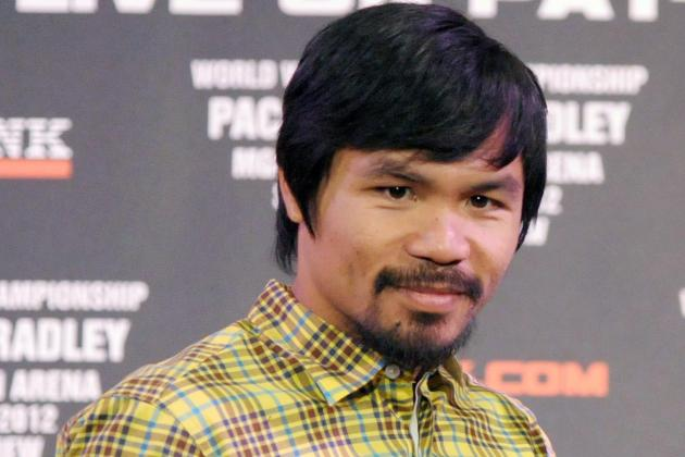 Floyd Mayweather vs. Manny Pacquiao: Winner Takes Lion's Share in 70-30 Split