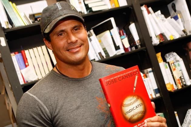 Jose Canseco Won't Play in Mexico After Admitting to Taking Banned Substance