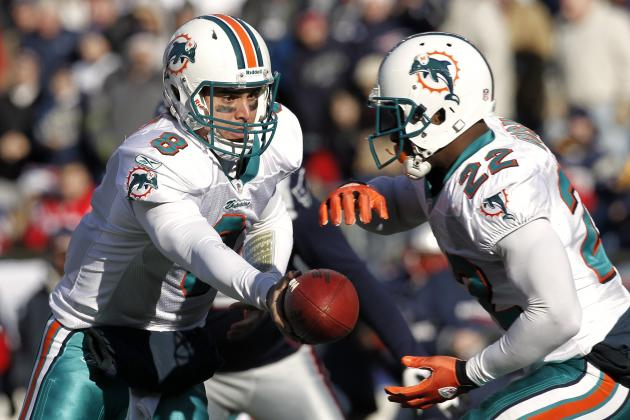 Miami Dolphins: Peyton Manning and Other Quarterback Options