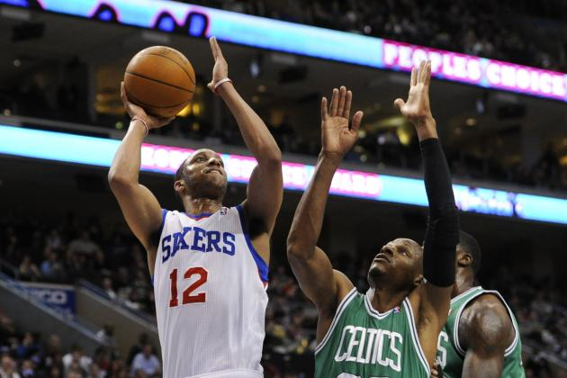 Philadelphia vs. Boston: Tired Celtics No Match for Sixers' Evan Turner