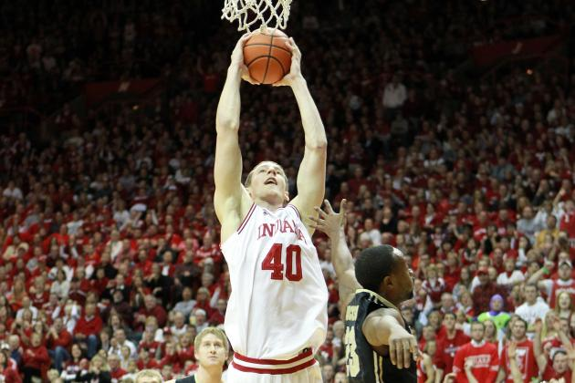 Big Ten Tournament 2012: Cody Zeller and Players on MVP Watch