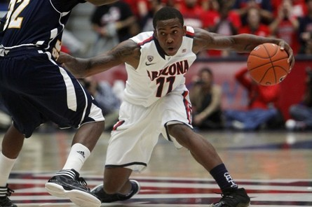 Pac-12 Tournament 2012: Arizona's PG Josiah Turner Suspended Indefinitely