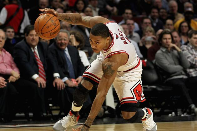 MVP Race: Derrick Rose Proves Once Again Why He's the MVP