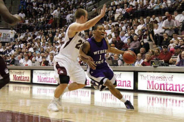 Big Sky Conference Championship: Montana Defeats Weber St. 85-66 for NCAA Berth