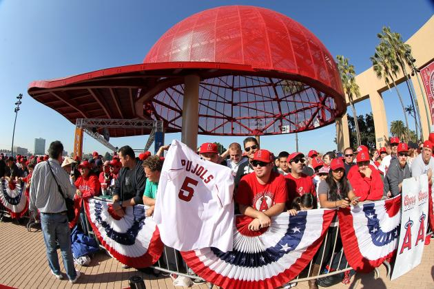 Top 15 Fan Favorites in Los Angeles Angels History