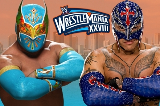 WWE News: Rey Mysterio and Sin Cara to Possibly Appear at WrestleMania 28