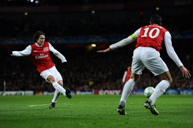 Arsenal FC: Why Tomas Rosicky Is the Key for Gunners to Finish Ahead of Spurs