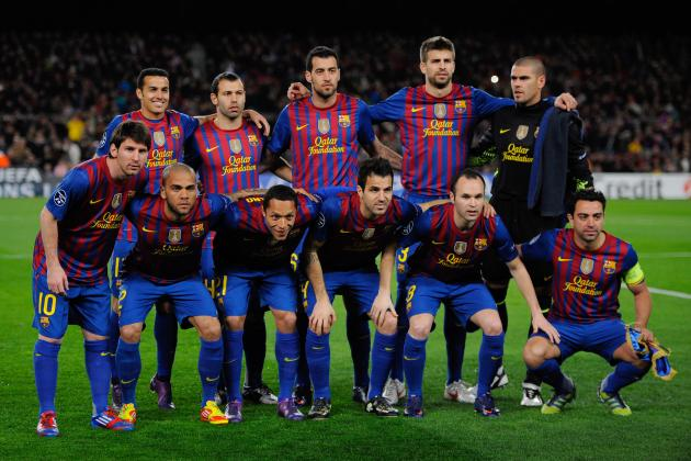 Barcelona vs. Bayer Leverkusen: Rating the Barcelona Players