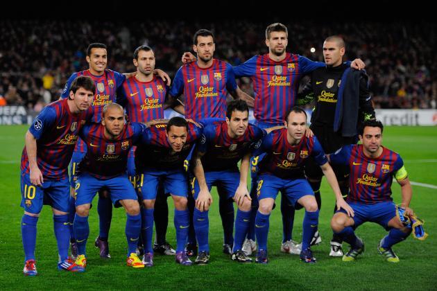 Barcelona vs. Bayer Leverkusen: Rating the Barcelona Players