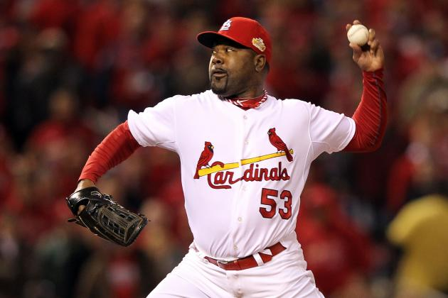 MLB Free Agency 2012: Will Mike Gonzalez, Arthur Rhodes Join Chicago White Sox?