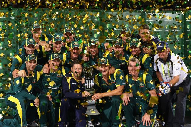 Cricket Tri-Series Final: Dominant Bowling Helps Australia Top Timid Sri Lanka