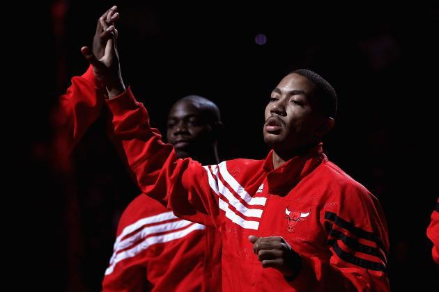 Derrick Rose's Cold-Blooded Game-Winner in Milwaukee as Bulls Top Bucks