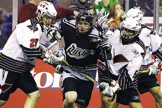 National Lacrosse League 2012:  Week 10 Previews and Predictions