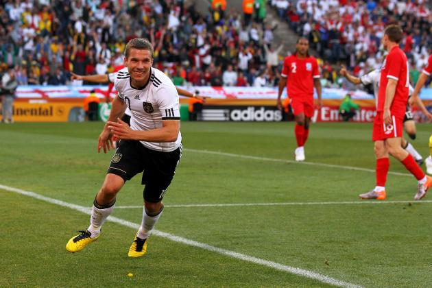 Arsenal Transfer Rumors: Lukas Podolski Could Be a Summer Steal for the Gunners