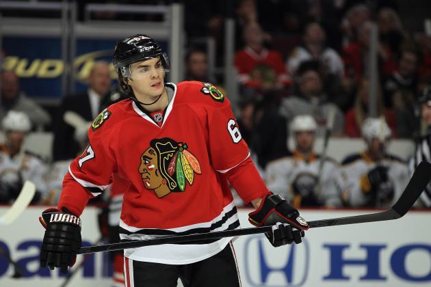 Chicago Blackhawks: Michael Frolik Is GM Stan Bowman's Most Fruitless Signing