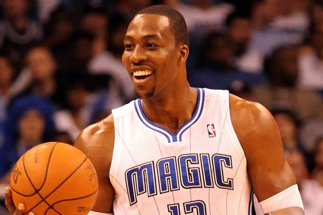 Why Orlando Magic Big Man Dwight Howard Should Be Labled a Quitter