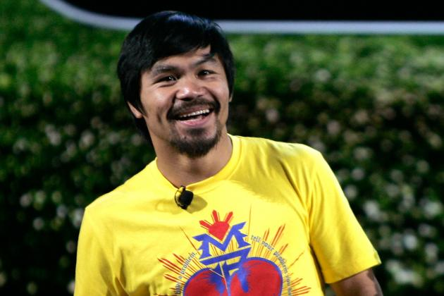 Manny Pacquiao in Big Trouble: Bureau of Internal Revenue Files Criminal Charges