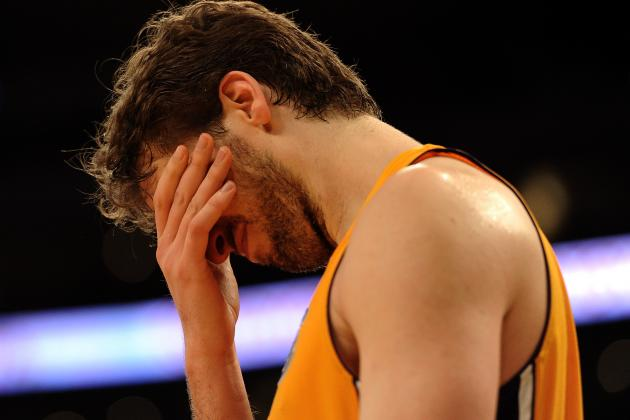 Lakers Rumors: Why L.A. Must Trade Pau Gasol to Preserve Future