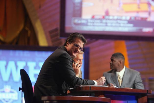 2012 NFL Mock Draft: Analyzing Mel Kiper's AFC East Picks in His Latest Mock