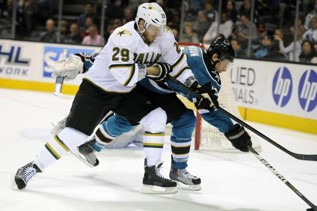 Dallas Stars Host San Jose Sharks with Pacific Division Lead at Stake