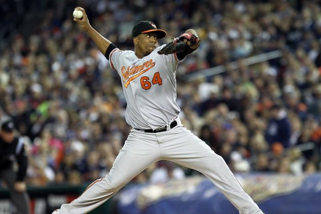 Pedro Strop Deserves to Be in the Baltimore Orioles Bullpen in 2012