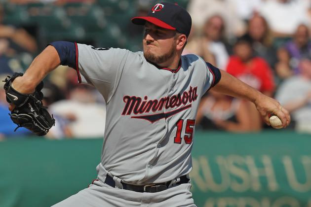 Minnesota Twins Sign Reliever Glen Perkins to a 3-Year Extension