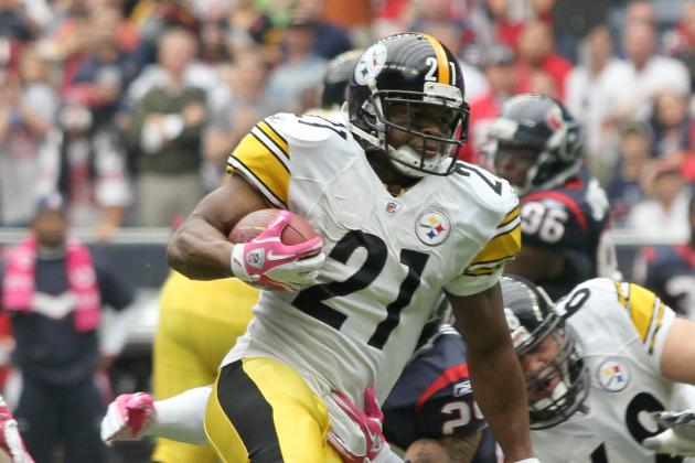 Pittsburgh Steelers: RB Mewelde Moore Is About the Kids, and the Steelers
