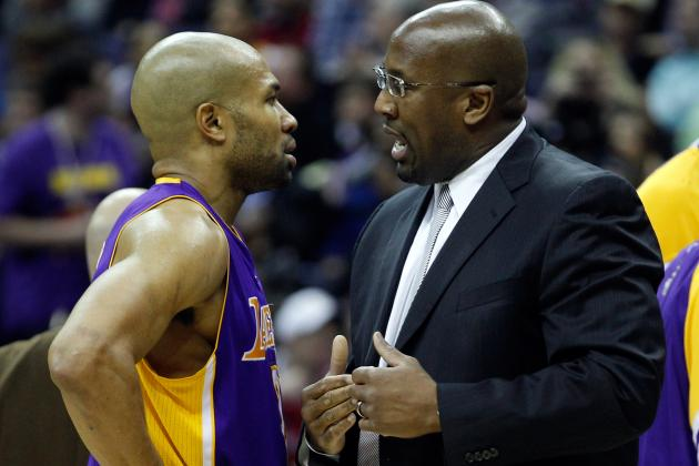 Los Angeles Lakers: Will Mike Brown Stay Next Season Without Players' Support?