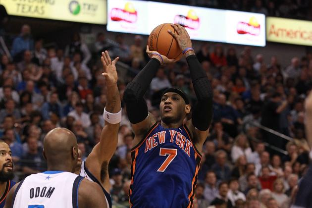 What If Carmelo Anthony Went to Nets, Deron Williams to Knicks Last Year?
