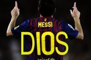 FC Barcelona: Leo Messi: King of the Night. King of Football Kings