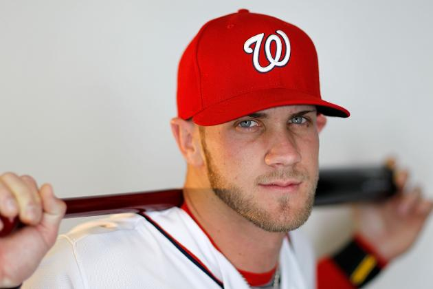 Bryce Harper's Hot Spring Put on Hold with Calf Tightness