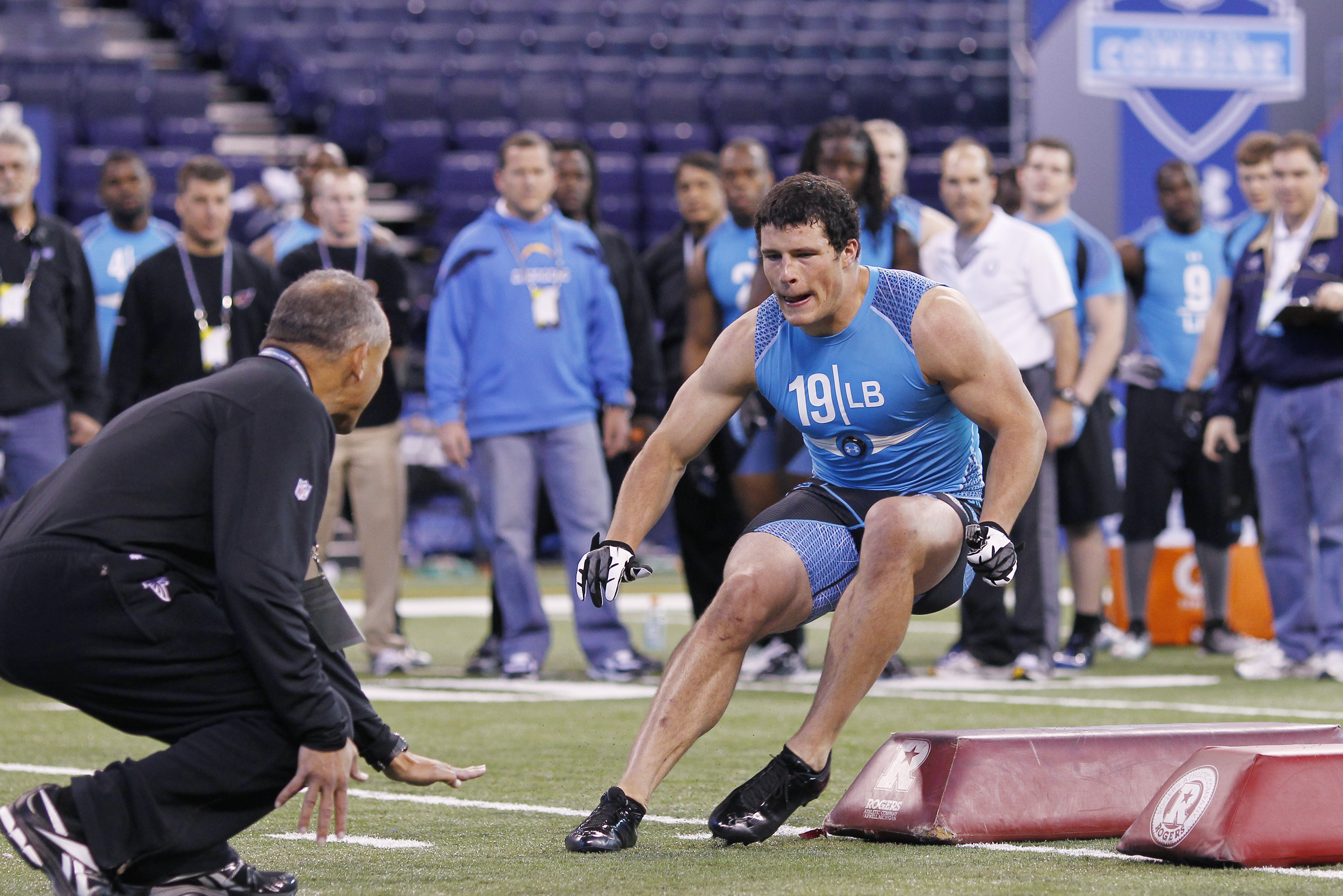 NFL Jerseys Nike - 2012 NFL Mock Draft: Luke Kuechly and Top LB's That Should Be ...