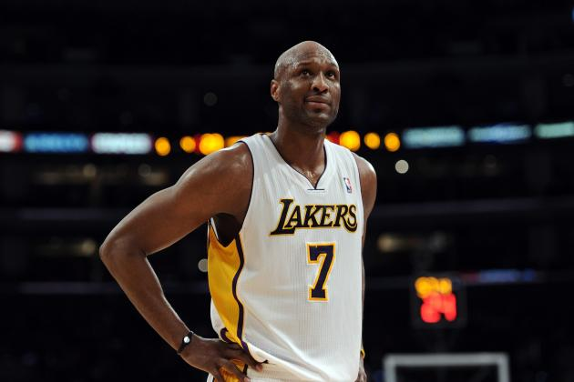 Lakers Rumors: Why Lamar Odom Will Turn the Lakers Around