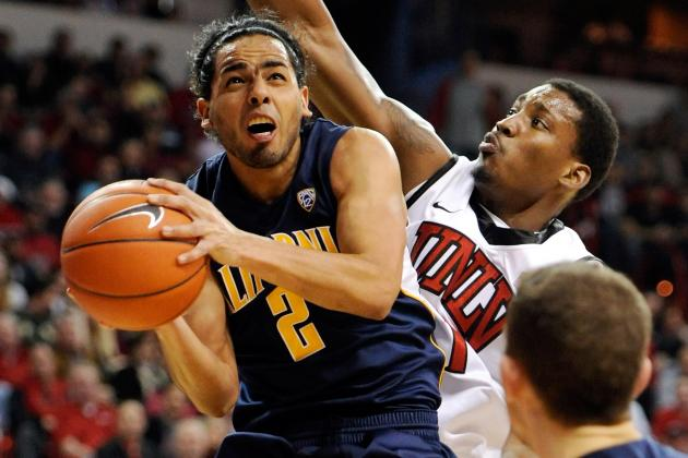 Pac 12-Tournament 2012: Cal's Jorge Gutierrez Will Steal the Show