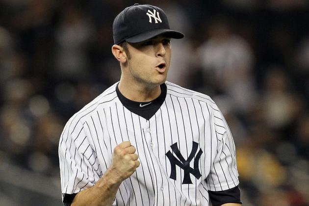 New York Yankees: Girardi Says David Robertson's MRI Shows 'Cause for Concern'
