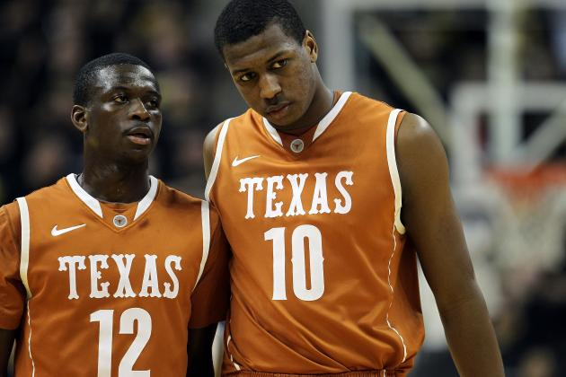 March Madness 2012: Texas and Teams That Will Be Left out Come Sunday