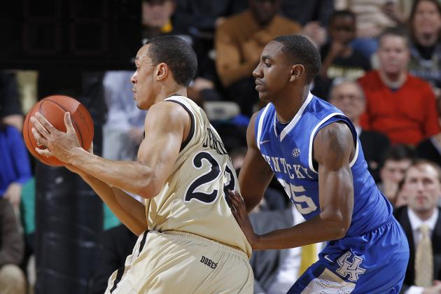 SEC Tournament Bracket 2012: Biggest Roadblocks for Kentucky