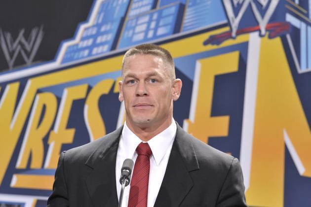 John Cena vs. The Rock: Attitude Adjustment Intensifies Road to WrestleMania 28