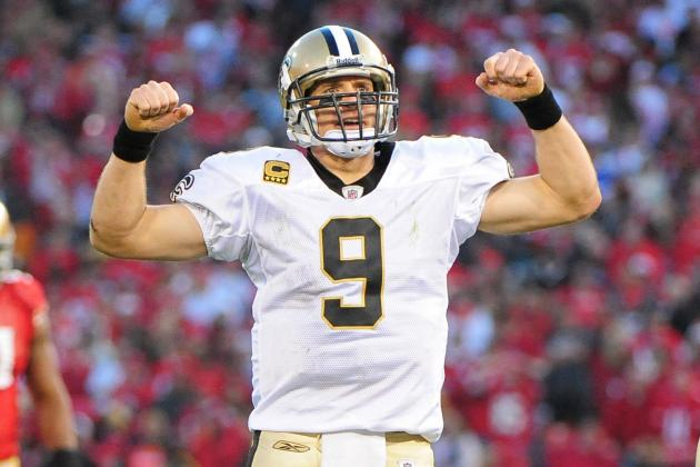 Drew Brees Reportedly Set to Skip Workouts Without New Deal